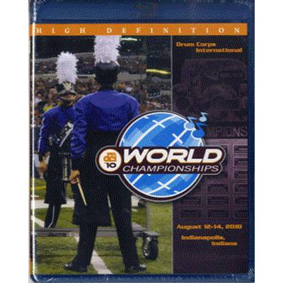 ブルーレイ 2010 DRUM CORPS INTERNATIONAL WORLD CHAMPIONSHIPS(1) / ブレーン