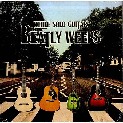 CD WHILE SOLO GUITAR BEATLY WEEPS / 豊作プロジェクト株式会社