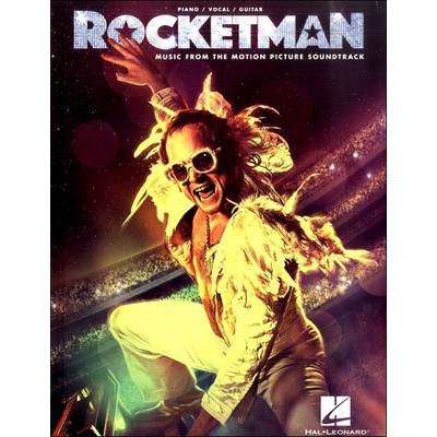 ROCKETMAN MUSIC FROM THE MOTION PICTURE SOUNDTRACK / シンコーミュージックエンタテイメント